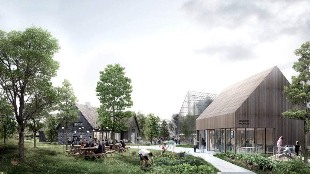 ¿Te gustaría vivir en la aldea más sostenible del mundo? Aquí la tienes 5