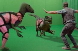 Una increíble selección del antes y después de incluir efectos especiales en 10 famosas películas 12