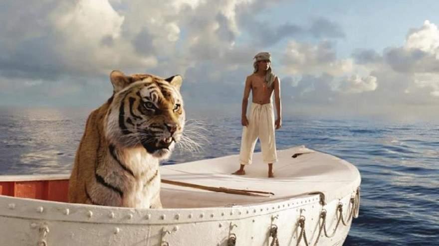 Una increíble selección del antes y después de incluir efectos especiales en 10 famosas películas 10