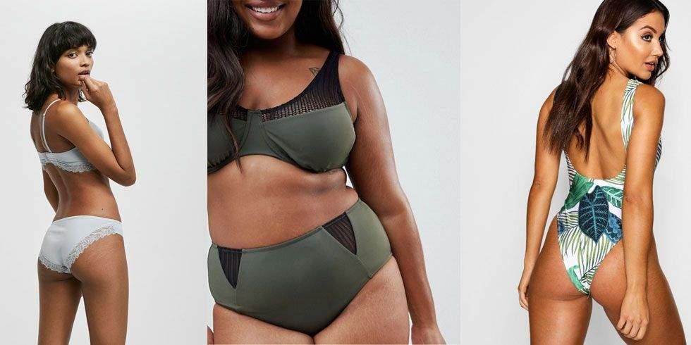 Las marcas que han decidido mostrar las estrías de reconocidas modelos este verano 5