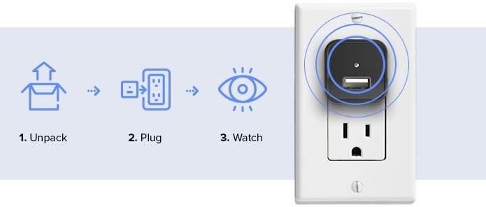 ¿Necesitas vigilar tu hogar o tu empresa? esta cámara de vigilancia invisible te lo pone fácil 5