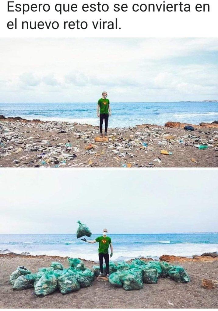La playa más sucia del mundo ha sido recuperada gracias a la colaboración ciudadana 3