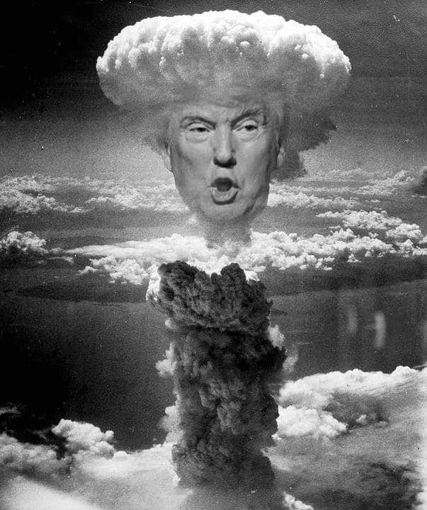 Dicen que Trump propone lanzar bombas nucleares para frenar huracanes, ¿es verdad? 3