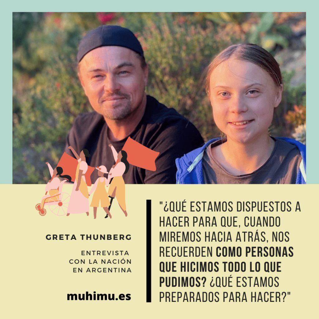 ¿Odiamos a Greta por decirnos la verdad? Te contamos el acoso mediático a todas las jóvenes activistas 31
