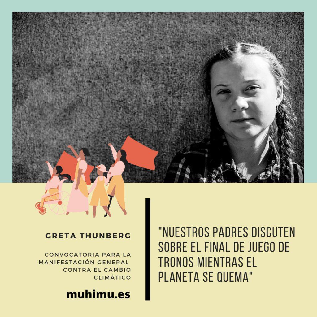 ¿Odiamos a Greta por decirnos la verdad? Te contamos el acoso mediático a todas las jóvenes activistas 23
