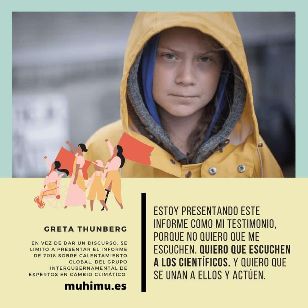 ¿Odiamos a Greta por decirnos la verdad? Te contamos el acoso mediático a todas las jóvenes activistas 22