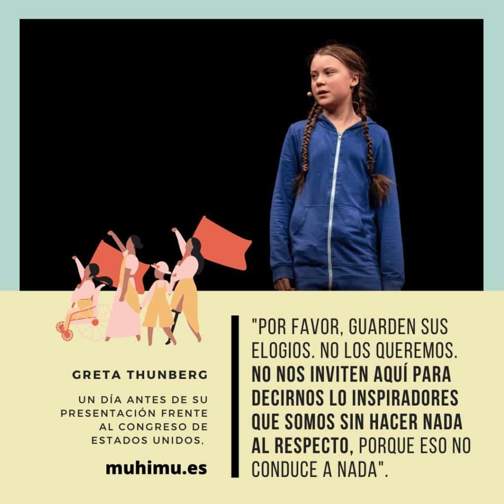 ¿Odiamos a Greta por decirnos la verdad? Te contamos el acoso mediático a todas las jóvenes activistas 27