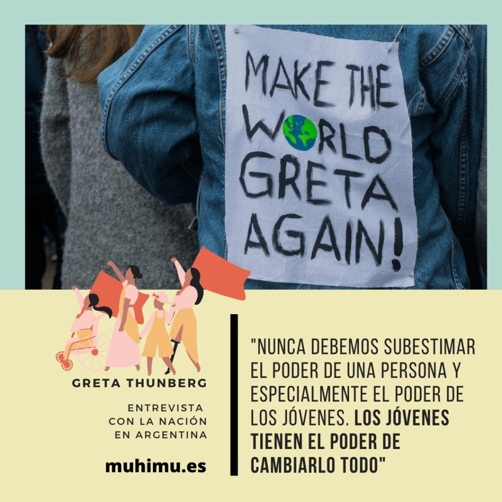¿Odiamos a Greta por decirnos la verdad? Te contamos el acoso mediático a todas las jóvenes activistas 29
