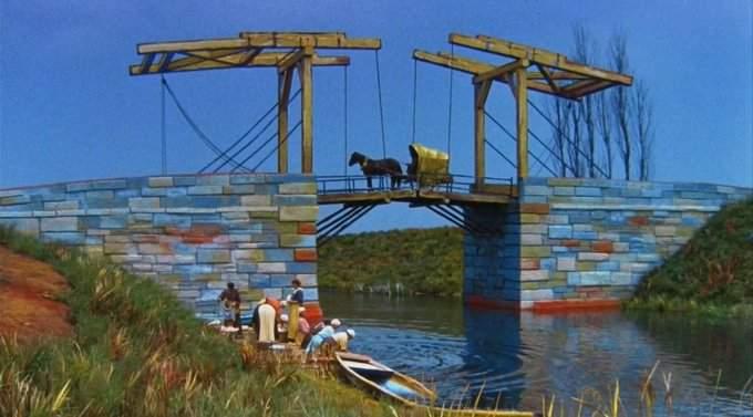 100 escenas de cine inspiradas en famosas obras de arte 25