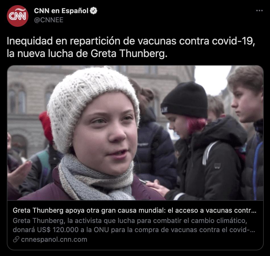 ¿Odiamos a Greta por decirnos la verdad? Te contamos el acoso mediático a todas las jóvenes activistas 1