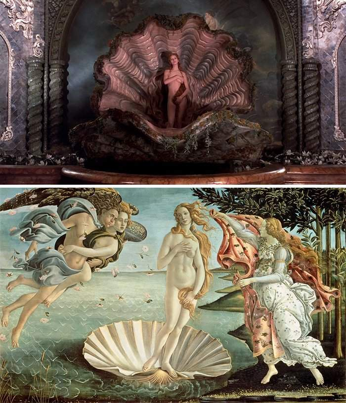 100 escenas de cine inspiradas en famosas obras de arte 35