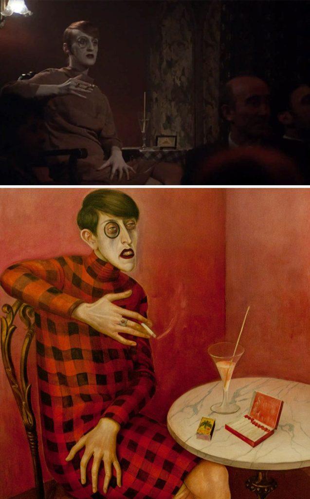 100 escenas de cine inspiradas en famosas obras de arte 17