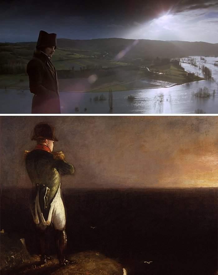 100 escenas de cine inspiradas en famosas obras de arte 34