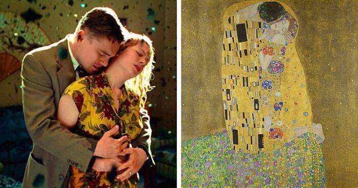 100 escenas de cine inspiradas en famosas obras de arte 13