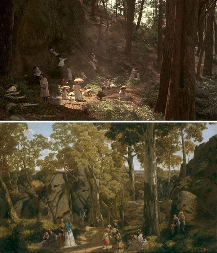 100 escenas de cine inspiradas en famosas obras de arte 32