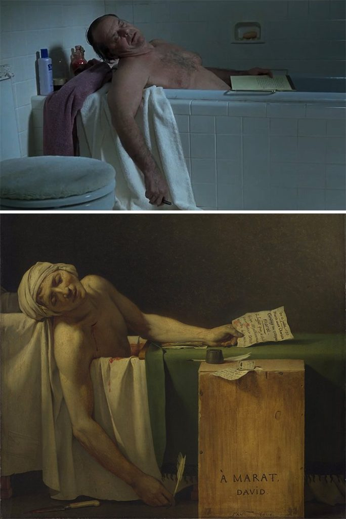 100 escenas de cine inspiradas en famosas obras de arte 28