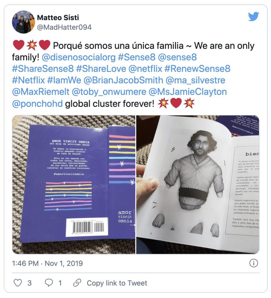 Amor vincit omnia: la agenda de activismo para los fans de Sense8 3