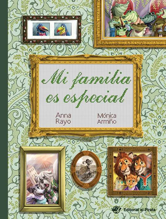"""Mi familia es especial"", un maravilloso libro infantil para educar en la diversidad 3"