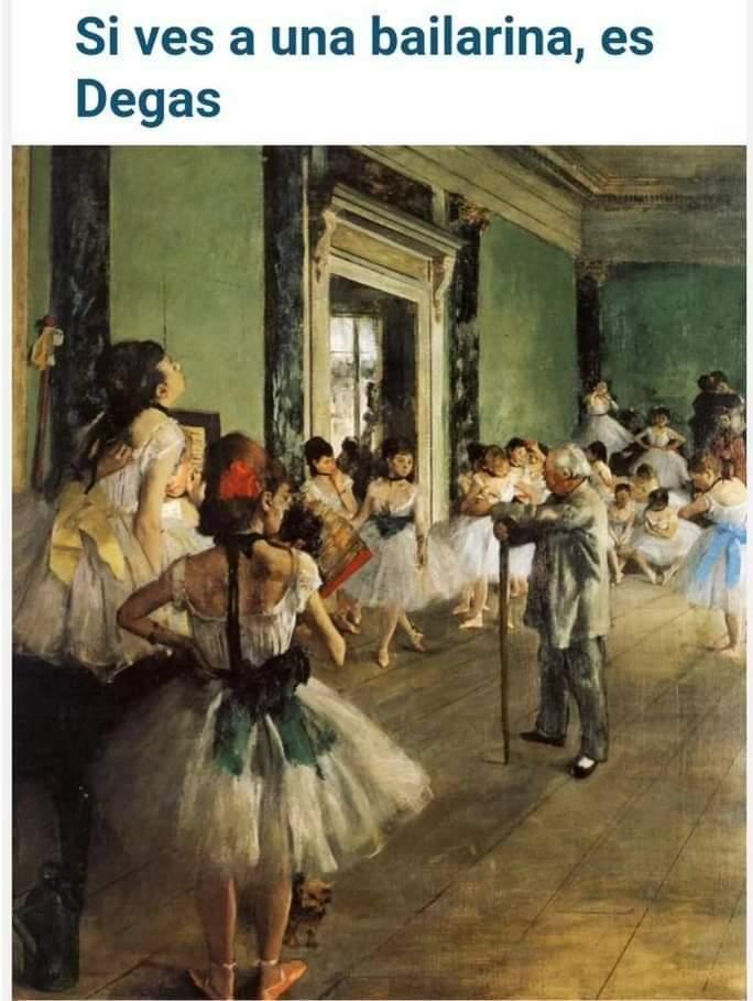 ¿Cómo distinguir a los principales pintores con sólo mirar un cuadro? 13