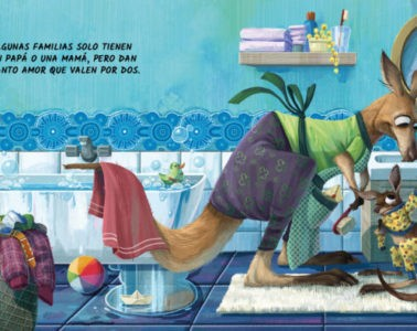 """Mi familia es especial"", un maravilloso libro infantil para educar en la diversidad 12"