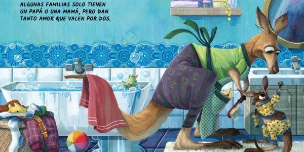 """Mi familia es especial"", un maravilloso libro infantil para educar en la diversidad 18"