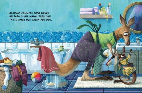 """Mi familia es especial"", un maravilloso libro infantil para educar en la diversidad 2"