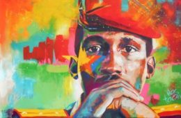 Thomas Sankara, la silenciada voz del lider africano resuena en el aniversario de su asesinato 20