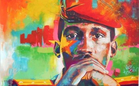 Thomas Sankara, la silenciada voz del lider africano resuena en el aniversario de su asesinato 2