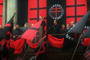 La vieja receta del fascismo: vender odio a cambio de recortar derechos sociales y privatizar las pensiones 10