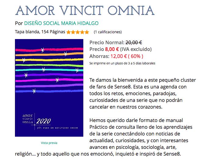 Amor vincit omnia: la agenda de activismo para los fans de Sense8 4