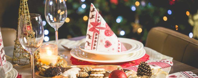 ¿En qué tiendas se suelen comprar productos para la mesa navideña? 2