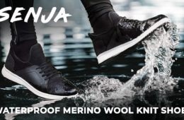 La innovadora zapatilla 100% impermeable, transpirable que bate records de financiación 6