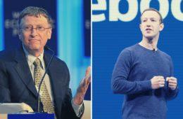 Bill Gates (Microsoft) y Mark Zuckerberg (Facebook) se unen para encontrar una vacuna contra el coronavirus 4