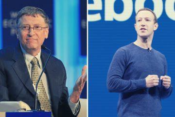 Bill Gates (Microsoft) y Mark Zuckerberg (Facebook) se unen para encontrar una vacuna contra el coronavirus 55