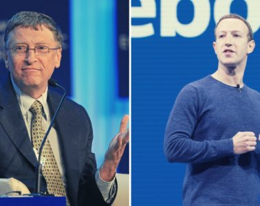 Bill Gates (Microsoft) y Mark Zuckerberg (Facebook) se unen para encontrar una vacuna contra el coronavirus 6
