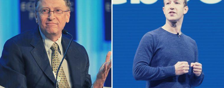Bill Gates (Microsoft) y Mark Zuckerberg (Facebook) se unen para encontrar una vacuna contra el coronavirus 16