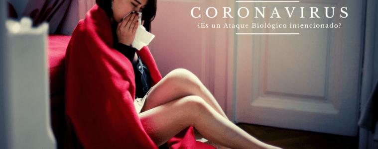 """ALERTA MUNDIAL ¿Es el """"coronavirus"""" el ataque biológico contra la contaminación y la superpoblación? 2"""