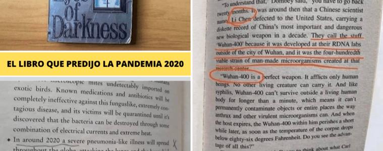 """El libro que predijo que habría una pandemia como el """"coronavirus"""" en 2020 ¿Peligrosa coincidencia? 16"""
