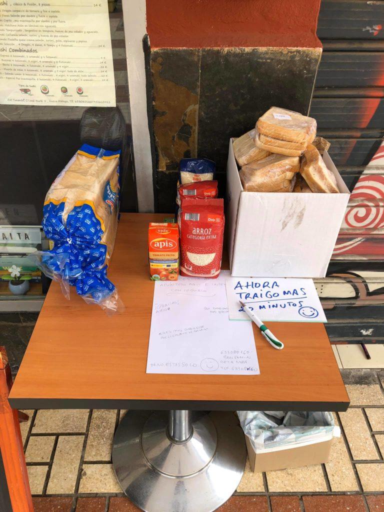 Las iniciativas solidarias de varios restaurantes que donan aquellos alimentos que les sobran cada día 3