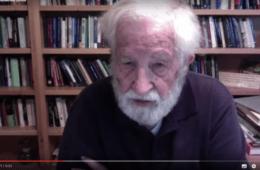 """Noam Chomsky sobre la crisis actual: """"Es el momento de enseñar a los niños a entender el mundo"""" 14"""