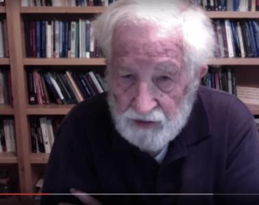 """Noam Chomsky sobre la crisis actual: """"Es el momento de enseñar a los niños a entender el mundo"""" 4"""