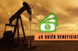 El plan para hacer caer el petróleo ya estaba previsto antes de la crisis sanitaria 6