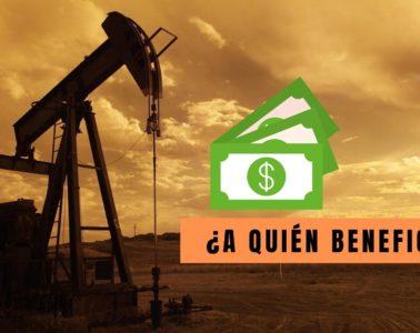 El plan para hacer caer el petróleo ya estaba previsto antes de la crisis sanitaria 14