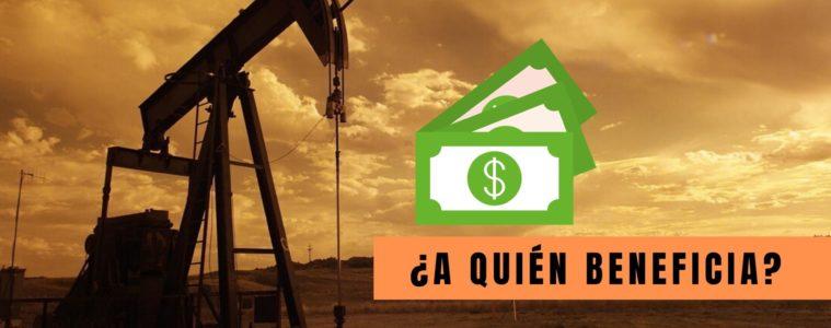 El plan para hacer caer el petróleo ya estaba previsto antes de la crisis sanitaria 16