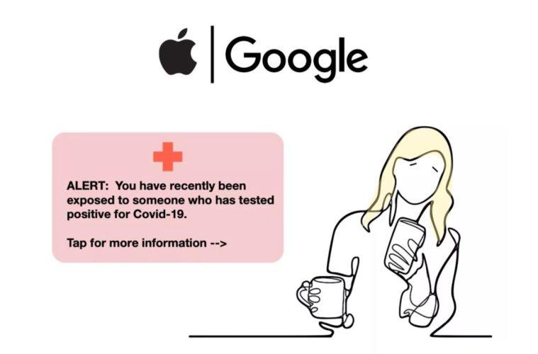 Apple y Google lanzan un sistema que permitirá saber si has estado cerca de un infectado de COVID-19 2