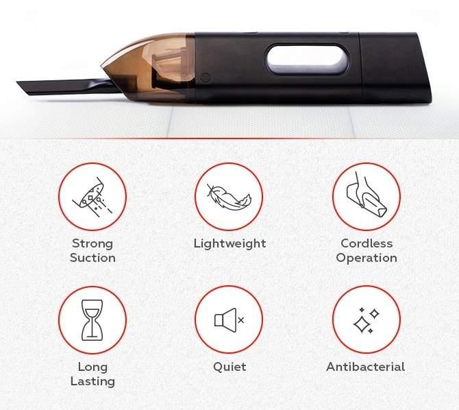 Innovación 3 en 1: la aspiradora que también te ayuda a arrancar el coche y cargar el móvil 2