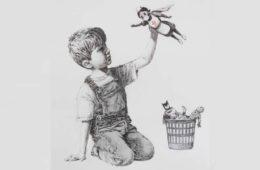 Game Changer: la inspiradora nueva obra de Banksy que merece ser compartida 6