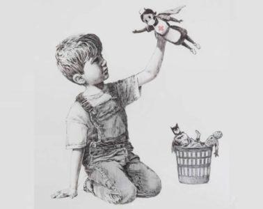 Game Changer: la inspiradora nueva obra de Banksy que merece ser compartida 4