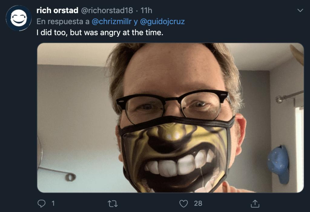 Mascarillas con tu cara... y el TOP10 de las más divertidas para esta post-cuarentena 6
