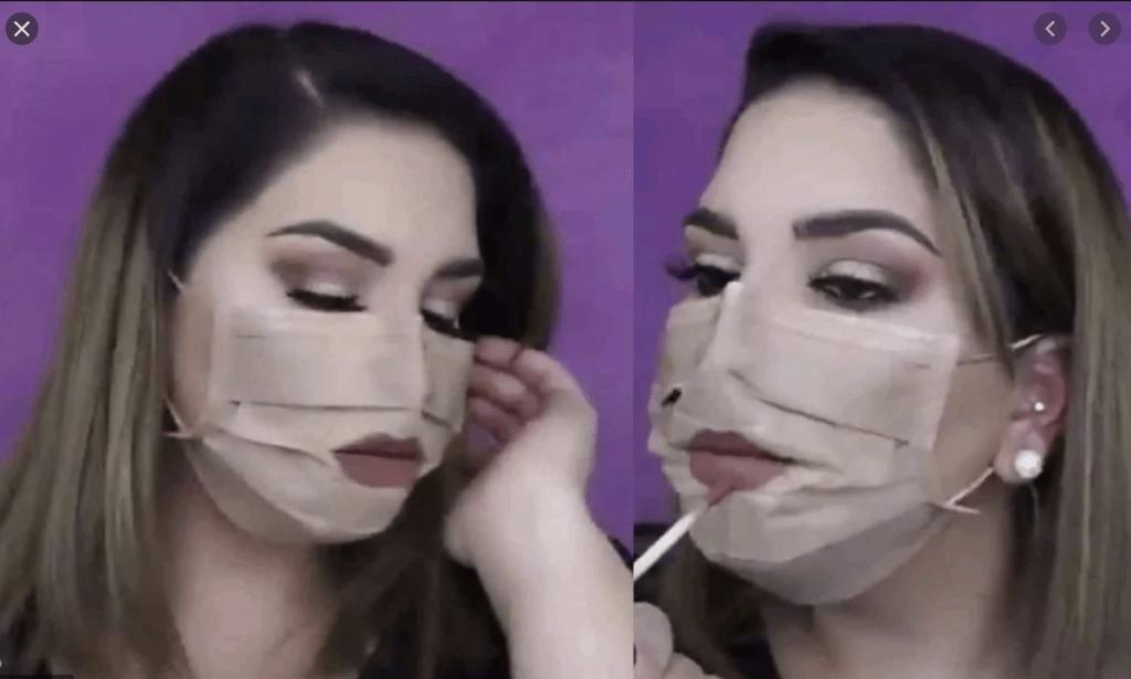 Mascarillas con tu cara... y el TOP10 de las más divertidas para esta post-cuarentena 10